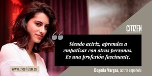 Begoña Vargas en The Citizen