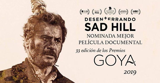 Desenterrando Sad Hill - Goya