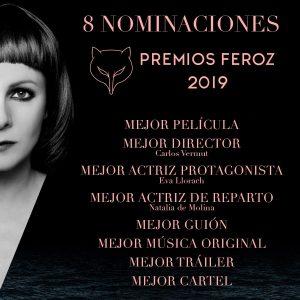 Nominaciones Feroz 2019 - Quién te cantará