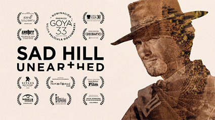 Desenterrando Sad Hill, nominado a Mejor Documental Medallas CEC