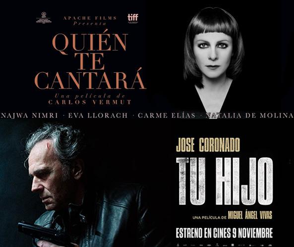 Tu Hijo, de Miguel Ángel Vivas, y Quién Te Cantará, de Carlos Vermut, galardonadas en los Premios Asecan del Cine Andaluz 2019