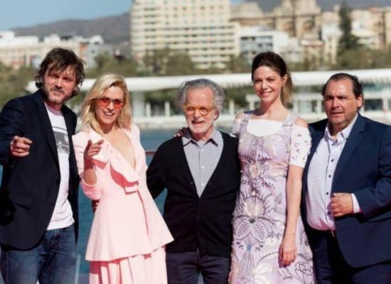Antes de la quema, de Fernando Colomo, triunfa en el Festival de Málaga